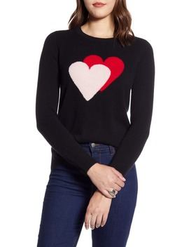 Cashmere Heart Sweater by Halogen®
