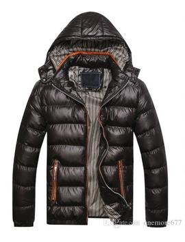 New Style Canada Winter Jacket Mens Brand Down Parka Outerwear Big Fur Hooded QwlMoncler Down Jacket Coat BdGucci by D Hgate.Com