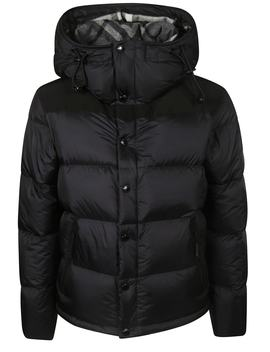 Burberry Lockwell Hooded Padded Jacket by Burberry