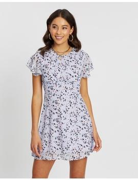 Crazy For You Mini Dress by Dazie