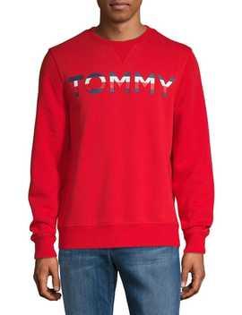 Tried & True Logo Sweatshirt by Tommy Hilfiger