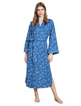 Blue Star Kimono by Mason Grey