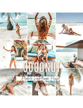 Lightroom Mobile Presets, Instagram Presets, Mobile Lightroom Preset, Beach Presets, Travel Presets, Summer Presets by Etsy
