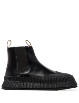 Chelsea Ankle Boots by Jil Sander