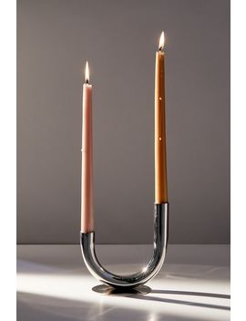 Isabella Taper Candle Holder by Urban Outfitters