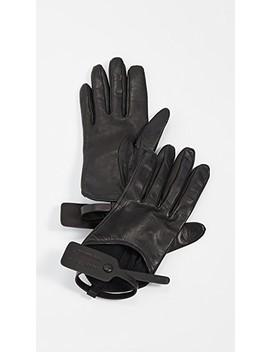 Zip Tie Gloves by Off White