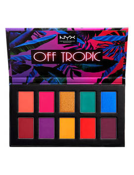 Off Tropic Shadow Palette by Nyx Cosmetics