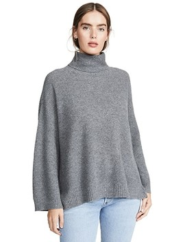 Russell Cashmere Sweater by Demylee