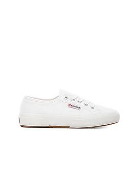 2750 Cotu Classic Sneaker In White by Superga