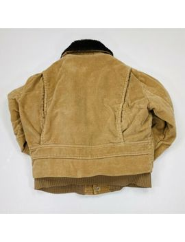Vintage Gap Sherpa Lined Men's Corduroy Jacket by Gap