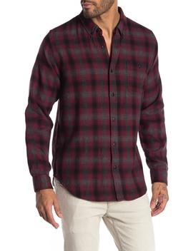 Lowrider Long Sleeve Woven Plaid Shirt by Ezekiel