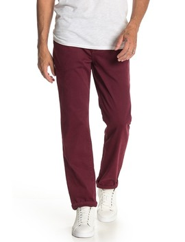The Brixton Mc Cowan Colors Chino Pants by Joe's Jeans