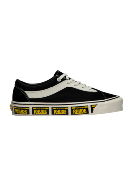 Rhude X Bold Ni 'black' by Brand Vans