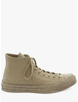 Bamboo Felt Chuck Taylor Converse by Jw Anderson