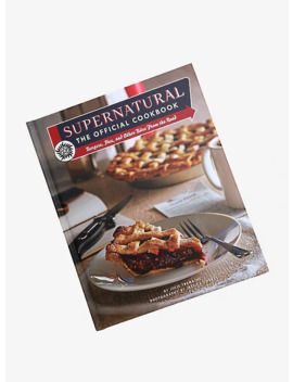 Supernatural: The Official Cookbook by Hot Topic