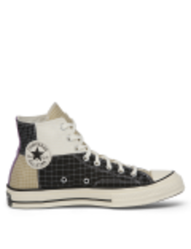 Chuck Taylor All Star 70 Quad Ripstop High Top Black by Converse