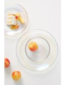 Zaza Side Plates, Set Of 4 by Anthropologie