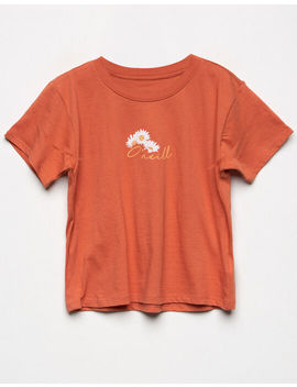 O'neill Wild Flower Girls T Shirt by O'neill