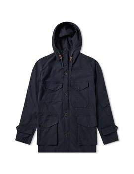 Nanamica Polyester Nylon Stretch Cruiser Jacket by Nanamica