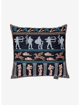 Disney Hercules Greek Urn Tapestry Pillow by Hot Topic