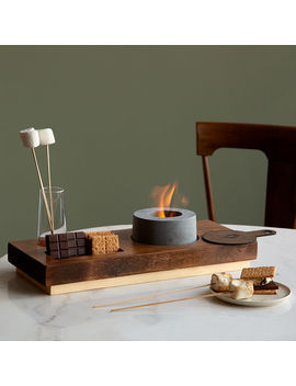 Indoor S'mores Fire Pit by Uncommon Goods