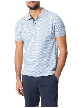 Raview Sports Fit Polo Arctic by Rodd & Gunn