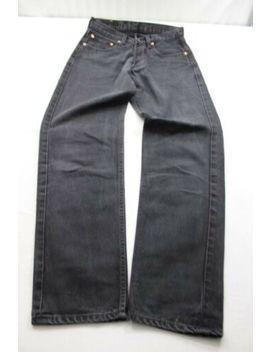 J5007 Levi´S 517 0285 Jeans W29 L32 Schwarz Sehr Gut by Ebay Seller