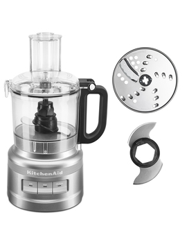 Kitchen Aid 7 Cup Food Processor, Black (Kfp0718 Ob) by Kitchen Aid