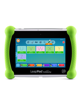 Leap Frog Leap Pad Academy Green Kids Tablet With Leap Frog Academy by Leap Frog