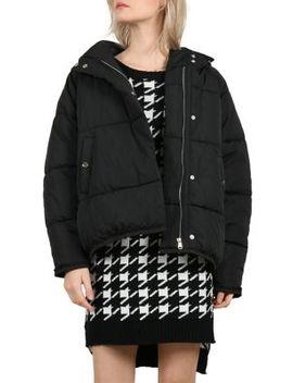 Lili Sidonio Hooded Puffer Jacket by Molly Bracken
