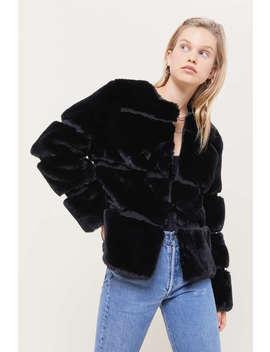 Keepsake Ariel Faux Fur Coat by Keepsake
