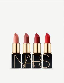 Never Enough Lipsticks Set Of Four by Nars
