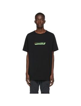 Black Factory T Shirt by Nonnative