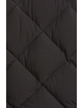 Quilted Down Bomber Jacket by Dries Van Noten