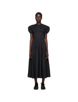 Black Tia Dress by Cecilie Bahnsen