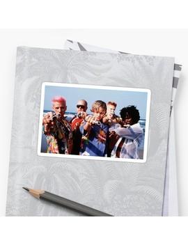 Romeo + Juliet 1996 Sticker by Martha Marlen