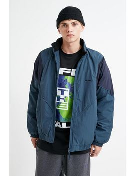Iets Frans… Colorblock Blue Ski Jacket by Iets Frans...