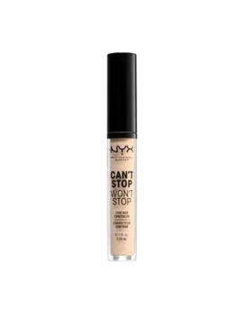 Nyx Professional Makeup Cant Stop Concealer Light Ivory by Superdrug