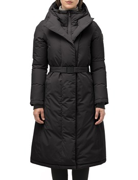 Lara Hooded Down Parka by Nobis
