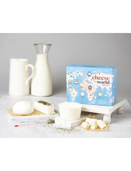 Cheese Of The World Making Kit by Etsy