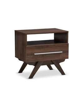 Ashfield Finished Wood Nightstand by Ashley Homestore