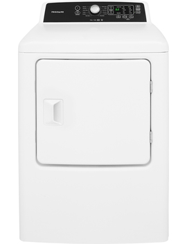Frigidaire Ffrg4120 Sw 6.7 Cu. Ft. Free Standing Gas Dryer   White Frigidaire Ffrg4120 Sw 6.7 Cu. Ft. Free Standing Gas Dryer   White by Sears