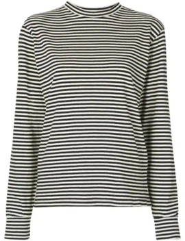 Striped Long Sleeves Sweater by Re/Done