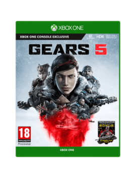 Gears 5 by Game