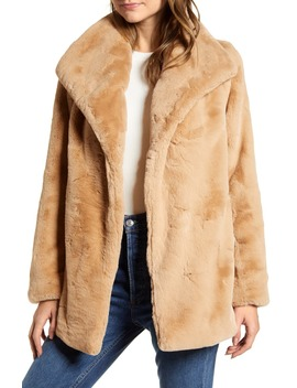 Faux Fur Jacket by Rachel Parcell