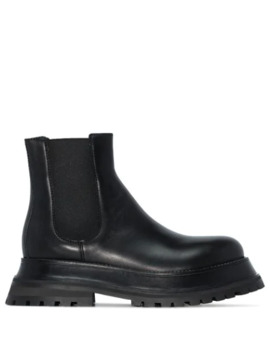 Platform Chelsea Boots by Burberry