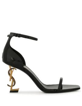 Opyum Structured Sandals by Saint Laurent