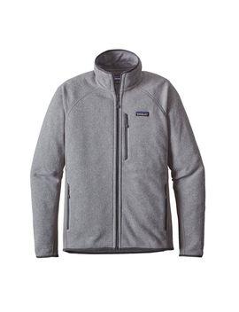 Patagonia Men's Performance Better Sweater™ Fleece Jacket by Patagonia