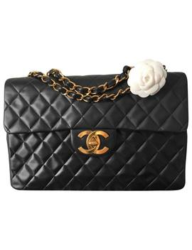 Timeless Leather Handbag by Chanel