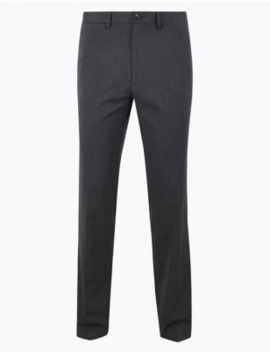 Skinny Trousers With Stretch by Marks & Spencer